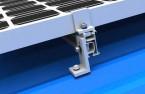 Nhôm thanh định hình ứng dụng làm giá đỡ năng lượng mặt trời